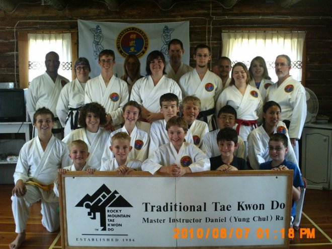 Traditional Tae Kwon Do