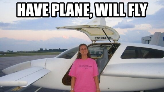 Have Plane Will Fly