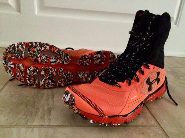 Under Armour Trail Runners