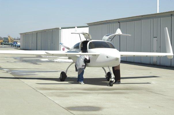 Velocity Plane 2009