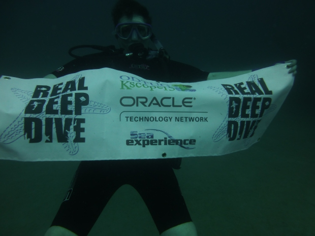 Kscope 15 Dive Group
