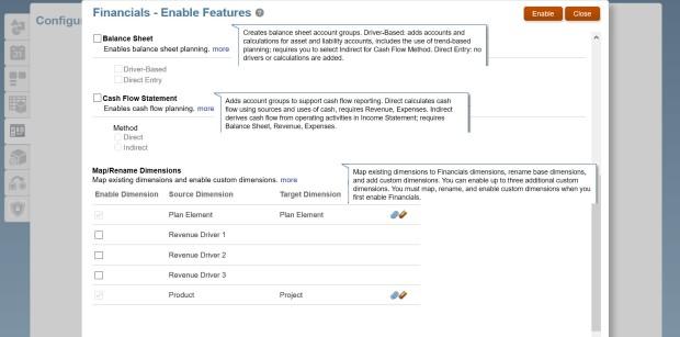 Configuring Frameworks 12