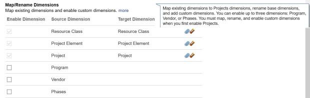 Configuring Frameworks 22