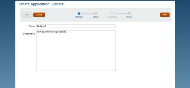 Create an Enterprise App 01