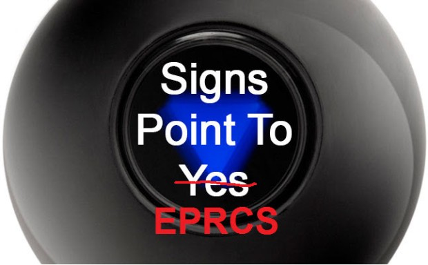 Signs Point to EPRCS