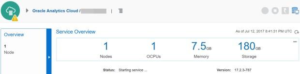 OAC Restarting Service-Dashboard Nav 07