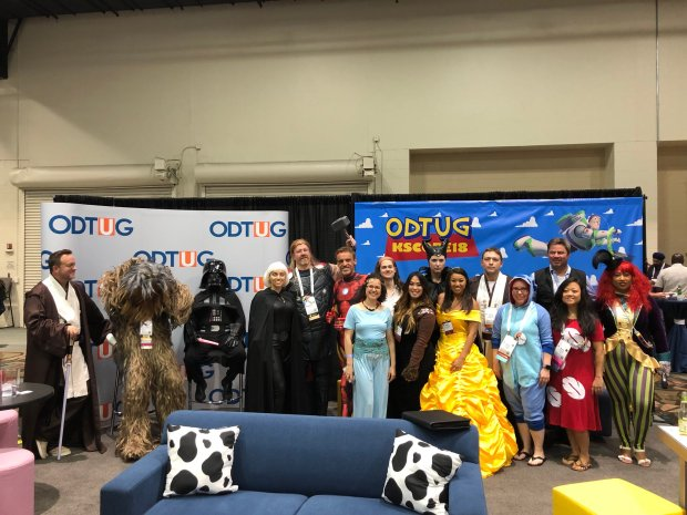Kscope18 Costume Contest